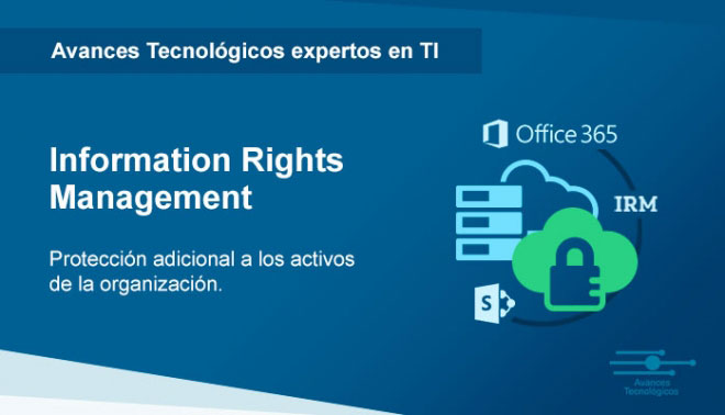 SharePoint Online con Information Rights Managment