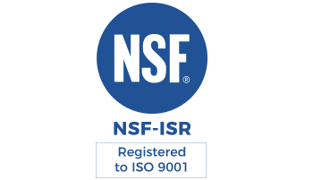 SF-ISR Registered to ISO 9001